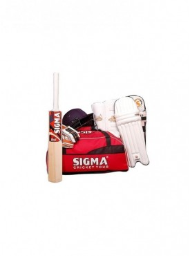 Sigma Pro series Men Size Cricket kit