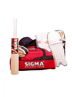 Sigma Pro Series Complete Cricket Kit (ASSORTED COLORS) (5)