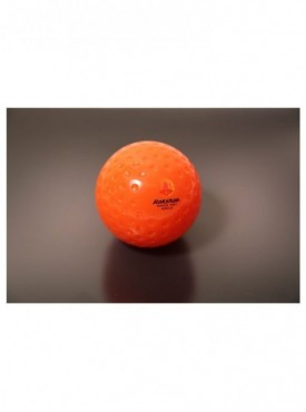 Rakshak Dimple Gold Hockey Turf Ball-(Pack of 6 Balls)