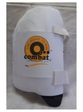 Combat County Thigh Pads for Youth (White)