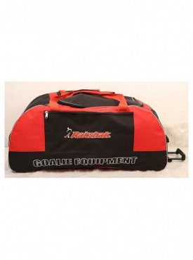 Rakshak Goalie Bag Tetron with Wheels - Full Size