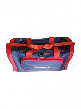 Rhino Travel Bag with 2 Side Pockets and 1 Front Pocket