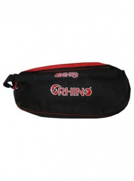 Rhino Tennis Bag with Double Compartment, Two Front Pockets