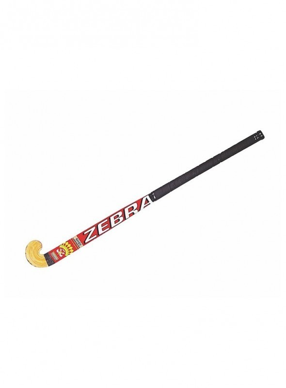 Teranga Zebra Double Fibre Glass Hockey Stick-Full Size