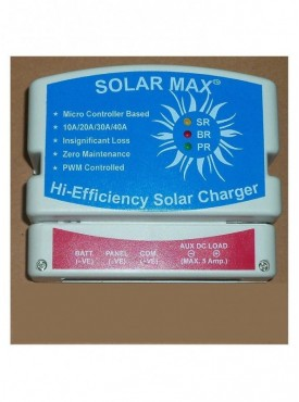 Solar Charge Controller with Solar & Battery Reverse
