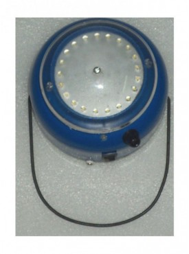 AC & Solar Rechargeable Lantern with Mobile charging