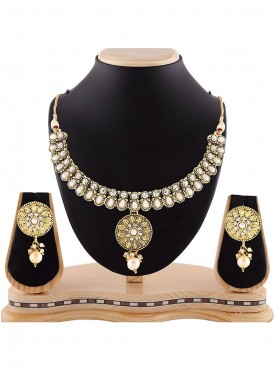 Creative Necklaces For Women In Gold Color