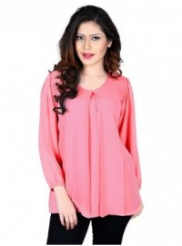 Cutemad Pink Exclusive Printed Top