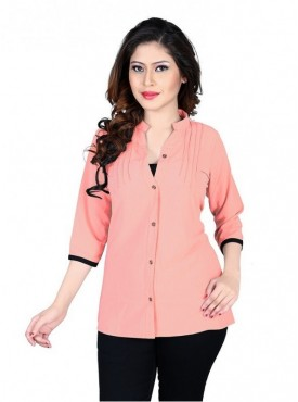 Cutemad Peach Exclusive Plain Top