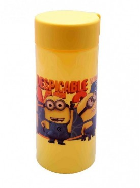 Minions Yellow Unbreabable Water Bottle