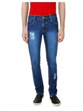 Ansh Fashion Wear Men Stechable Regular Wear Jeans