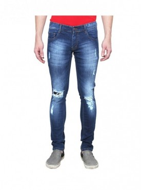 Ansh Fashion Wear Men Designer Strachable Jeans