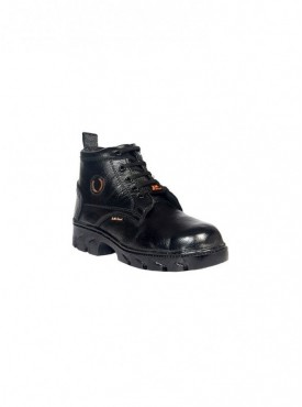 JK STEEL Men New Safety Shoe with Steel Toe