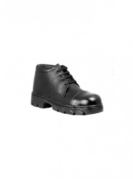 JK PORT Men New Safety Shoe with Steel Toe
