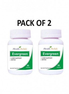 EverGreen 120 Capsules Liver Support