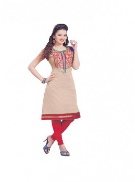 Aaliya Multi-Color Round Neck Kurtis