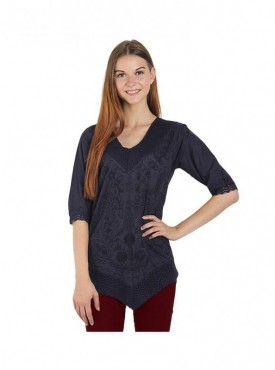 American-Elm Women Cotton Top