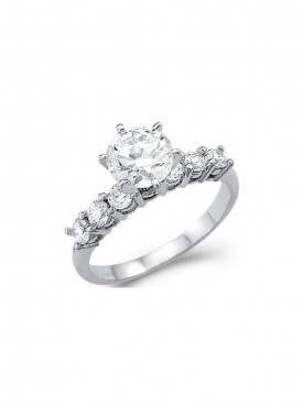 Soliatire Engagement Ring