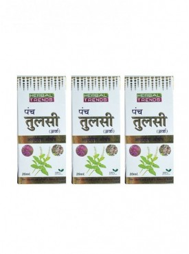 Herbal Trends - Panch Tulsi Pack of 3