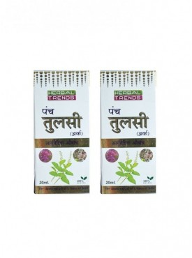 Herbal Trends- Panch Tulsi Pack of 2