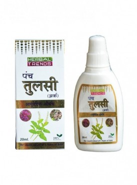 Herbal Trends- Panch Tulsi