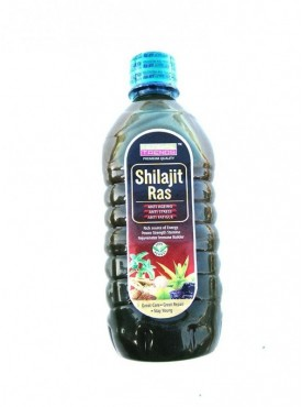 Herbal Trends- Premium Shilajit Ras-Pure 500ml