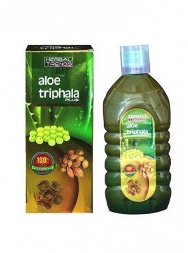 Herbal Trends - Aloe Triphala Plus Pure 1Ltr.