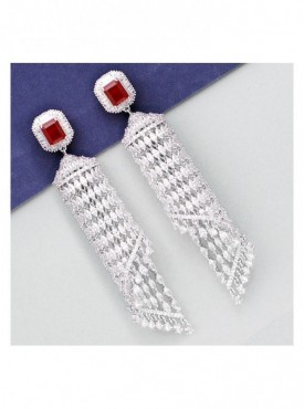 American Diamond jewelry Designer Earings For Women