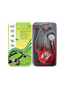 Pediatric Stainless Steel Stethoscope - Ultima PS