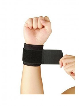 Vkare Wrist Binder - Black - Neoprene