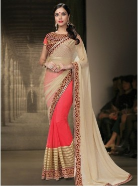 Mahotsav Pick this one-of-a-kind saree for an exclusively modish yet traditional appeal.