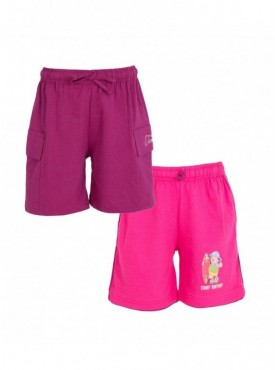 Utlrafti Junior Boys Pack of 2 Cotton Short