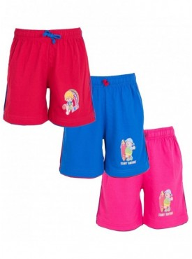 Utlrafti Junior Boys Pack of 3 Cotton Stylish Shorts
