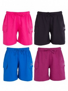 Utlrafti Junior Boys Pack of 4 Cotton Short