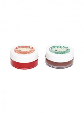 Fuschia - Pomegranate & Choco Butter Lip Balm Combo