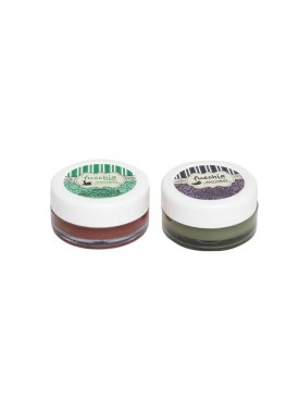 Fuschia - Choco Butter & Black Currant Lip Balm Combo