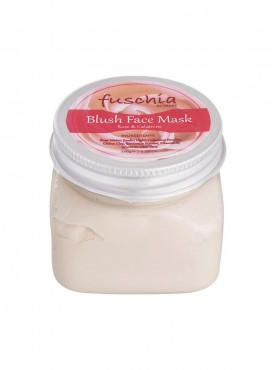 Fuschia Blush Face Mask - Rose & Calamine