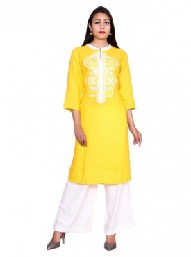 Gaurangi Women's Designer Embroidered Kurti