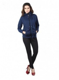 Black Winter Zippered for Women by Bfly