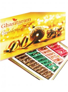 Ghasitarams Sweets Exotic Assorted Katlis