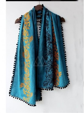 Eleez Fashion Women Khadi Stole