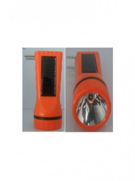 Solar LED Torch with Solar Electricity Charging