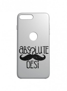 Absolute Desi Graphic Printed Mobile Back Cover (iPhone 8 Plus Cases & Covers) For iPhone 8 Plus