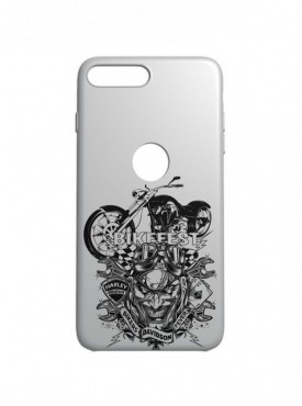 Bike Fest Graphic Printed Mobile Back Cover (iPhone 8 Plus Cases & Covers) For iPhone 8 Plus
