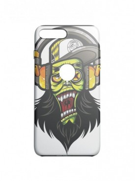 Devil Music Lover Graphic Printed Mobile Back Cover (iPhone 8 Plus Cases & Covers) For iPhone 8 Plus