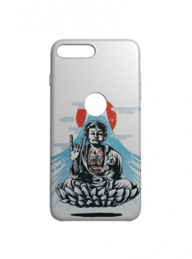 Swag Budha Graphic Printed Mobile Back Cover (iPhone 8 Plus Cases & Covers) For iPhone 8 Plus