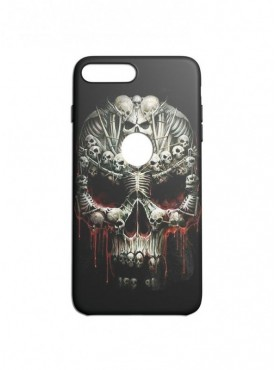 Dangerous Face Graphic Printed Mobile Back Cover (iPhone 8 Plus Cases & Covers) For iPhone 8 Plus