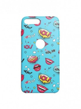 WowKiss Pattern Printed Mobile Back Cover (iPhone 8 Plus Cases & Covers) For iPhone 8 Plus