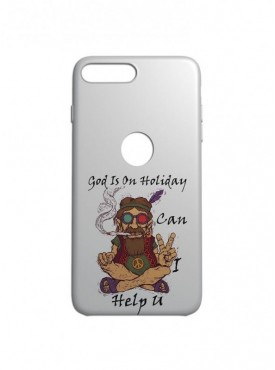 God Is On Holiday Graphic Printed Mobile Back Cover (Xiaomi Mi A1 Cases & Covers) For Xiaomi Mi A1