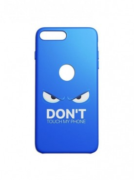 Don't Touch My Phone Graphic Printed Mobile Back Cover (Xiaomi Mi A1 Cases & Covers) For Xiaomi Mi A1